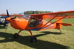 G-NFOX Aeropro Eurofox [LAA 376-15358] Popham 060518