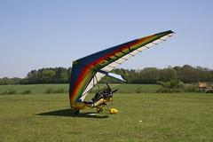 G-MTTZ Solar Wings Pegasus [SW-WQ-0015] Popham 060518