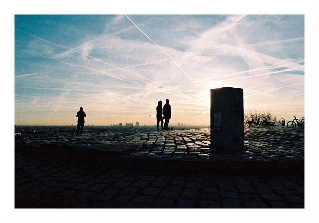 Himmel über München
