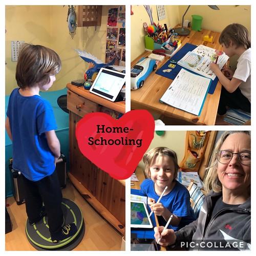 Was tut sich so bei den Kindern zuhause?