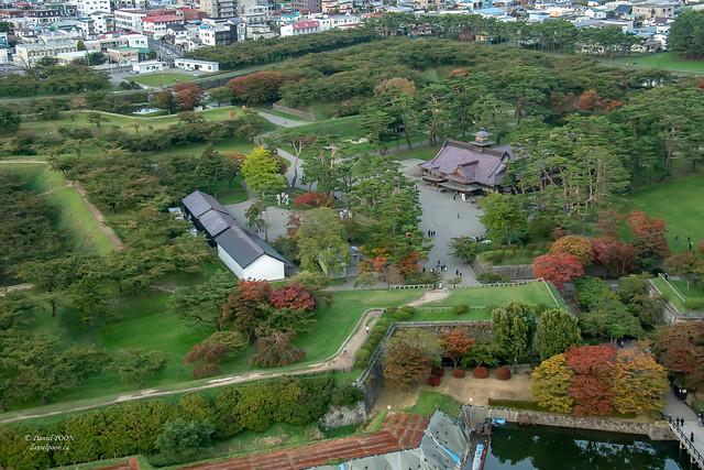 Surrounding around Goryōkaku Tower (五稜郭)
