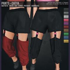 Pants - Catya
