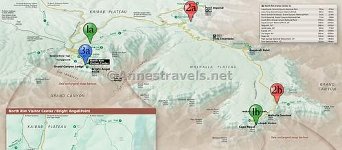 Three Days on the North Rim of Grand Canyon National Park, Arizona
