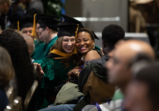 Graduate College: 2019 Hooding Ceremony