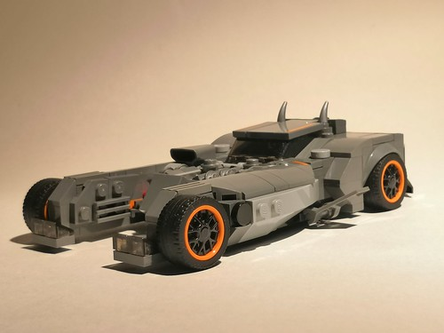 "49725179433 97aeb6b3fc lego version of batmobile from ""Batman White Knight"""