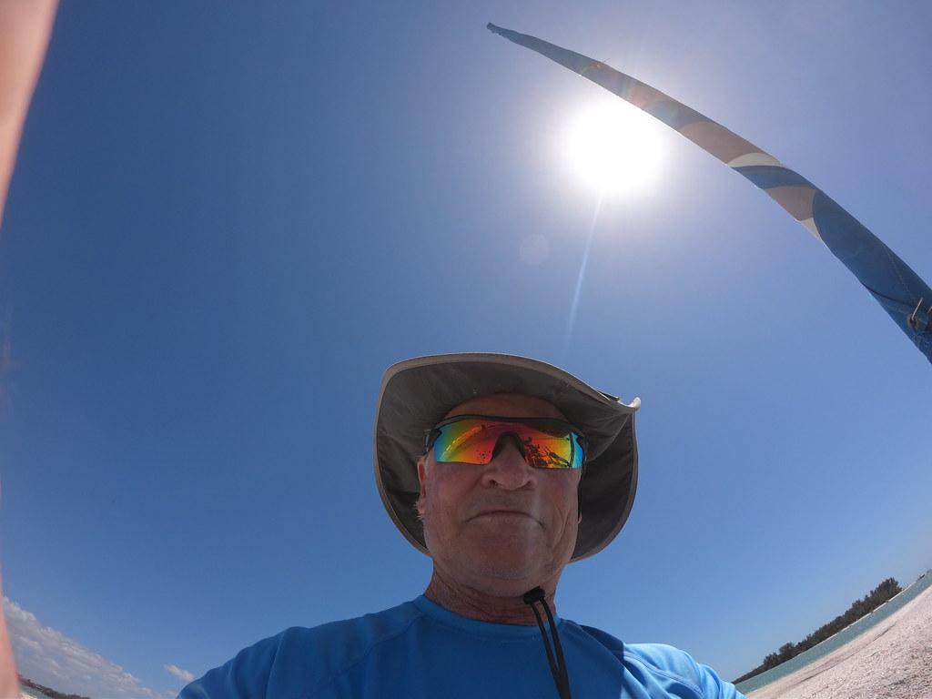 Kite Over Marco Island Caxambas Pass