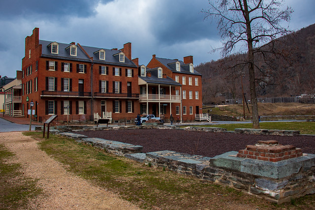 Old Town Harpers Ferry