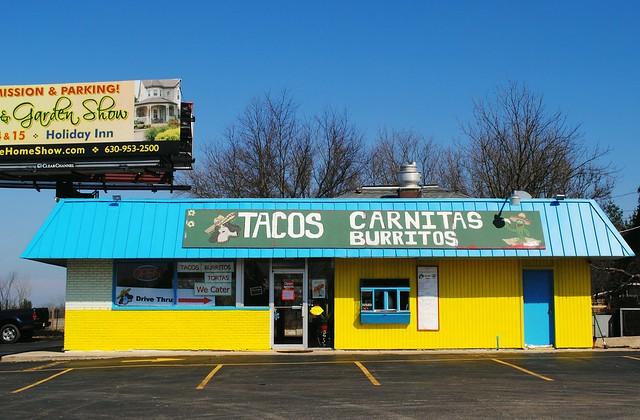 Bella Vista Mexican Restaurant - Algonquin, Illinois