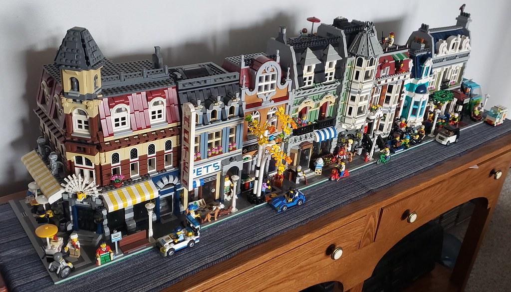 Lego - City Block