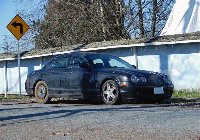 Jaguar S-Type (AJM CCUSA)