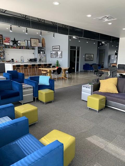 Origin Cowork - lounge