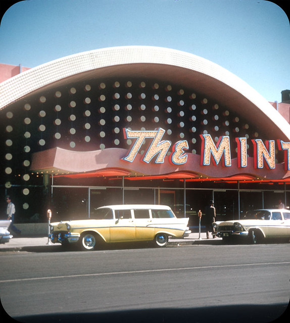 The Mint, Las Vegas, NV – 1957