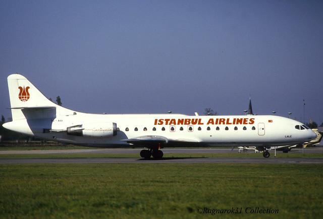 Caravelle10R_IstanbulAirlines_TC-ARI