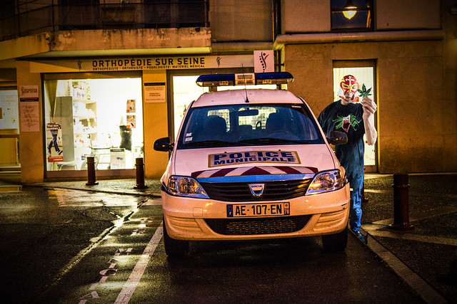 POLICE MUNICIPALE DES STUPS