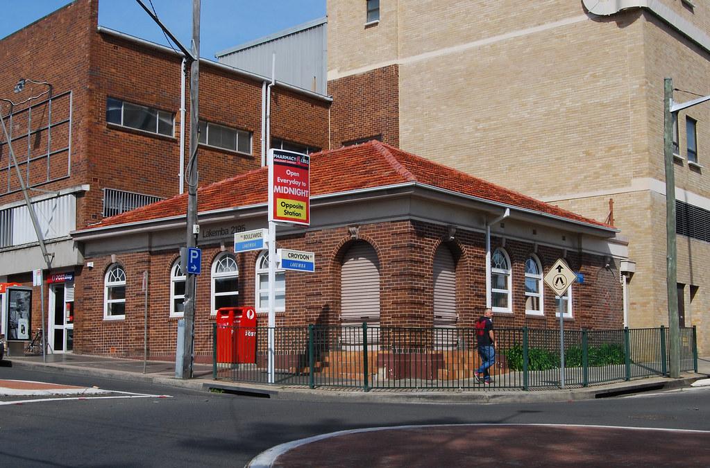 Former Post Office, Lakemba, Sydney, NSW.