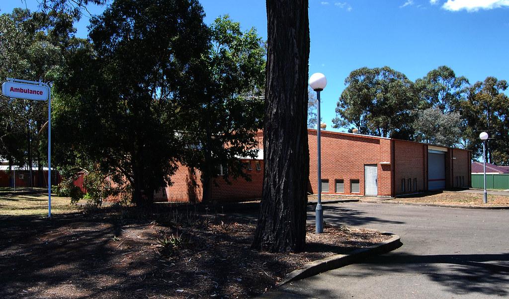 Ambulance Station, Colyton, Sydney, NSW.