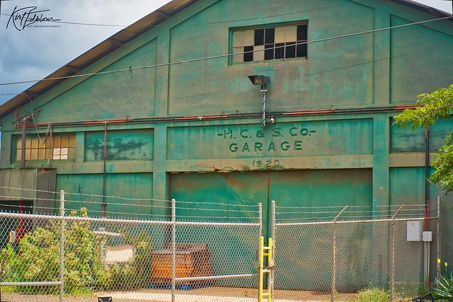 HC&S Co. Garage (1920)