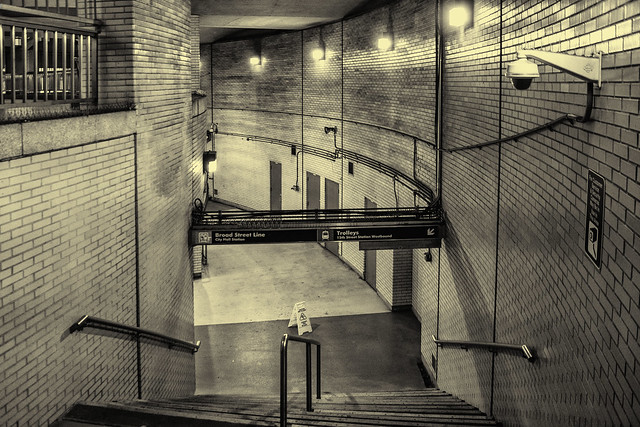Subway--City Hall