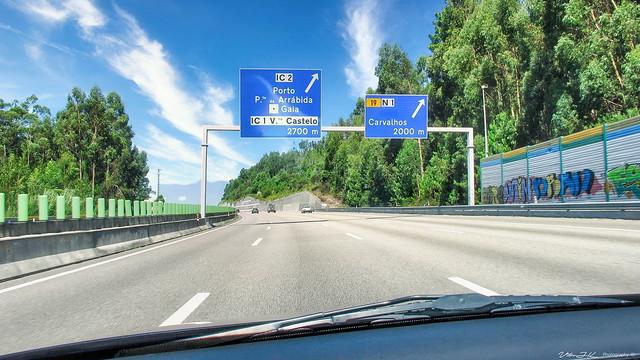Estradas de Portugal  -  2012  -  N7713