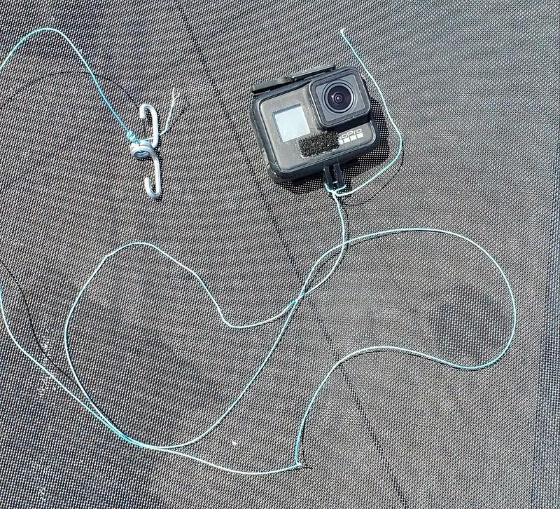 Camera on a string.