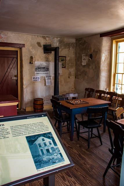 Inside White Hall Tavern