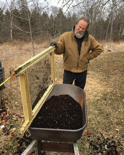 Compost Sifter!!!!