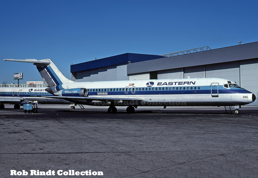Eastern Airlines DC-9-31 N8986E