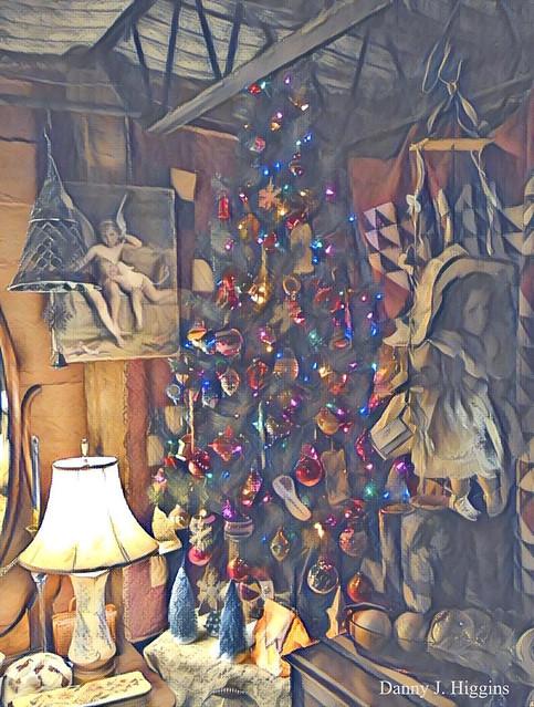 Christmas Time. Dixon, Illinois. -491821399