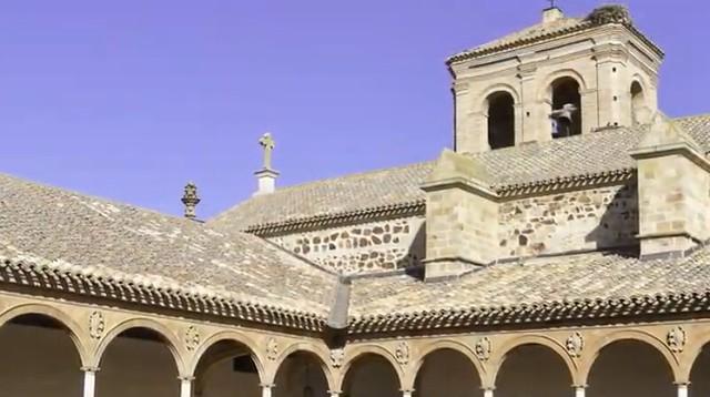 Convento de la Asunción de Calatrava en Almagro