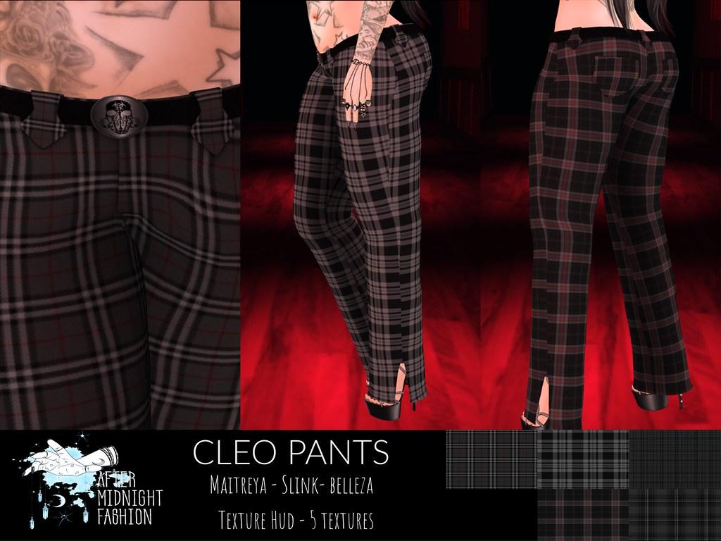 ::AMF:: Cleo Pants Ad
