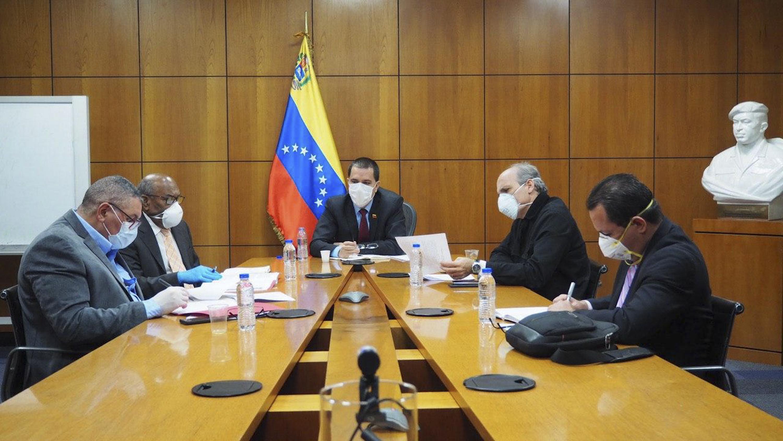 Venezuela evalúa modos de cooperación con el Programa Mundial de Alimentos de la ONU