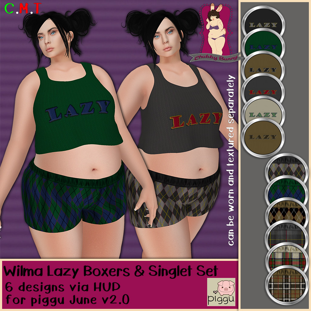 CB Wilma Lazy Set