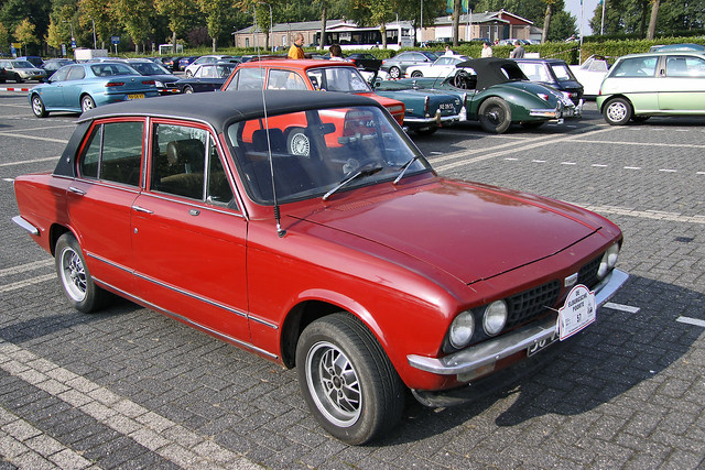 Triumph Dolomite Sprint 1978 (5555)