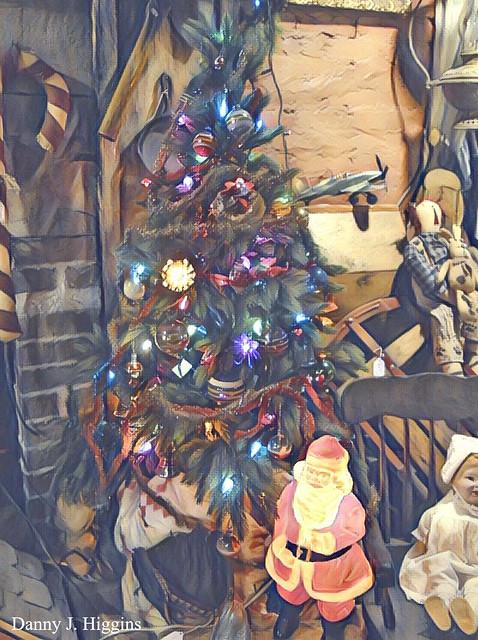 Christmas Time. Dixon, Illinois. -190266429