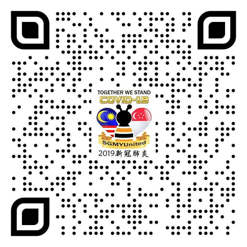 Support SGMY Covid19 qr-code