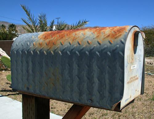 Mailbox (2912)