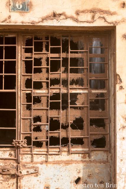 Guinea-Bissau's capital Bissau - urban decay