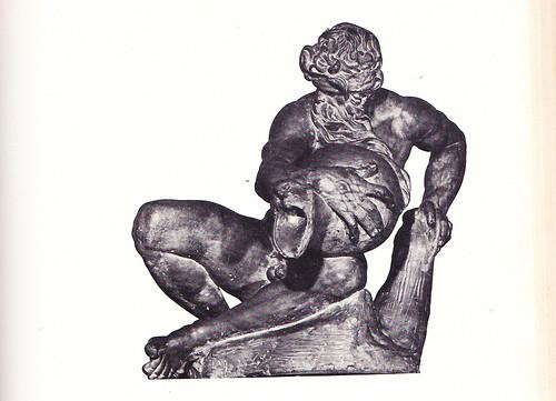 Giovanni Bologna's RIVER GOD