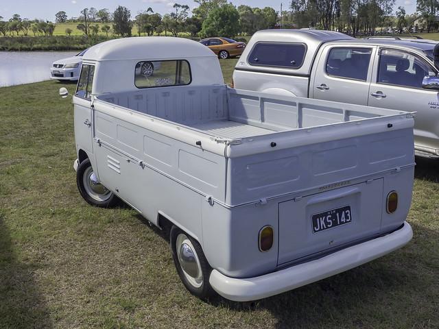 1965 Volkswahen Kombi Type 2 Utility
