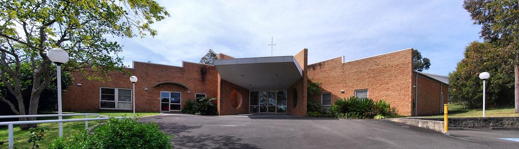 Christ Church, Mortdale, Sydney, NSW.