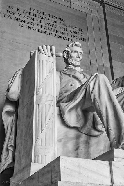 DC Lincoln Memorial 01b