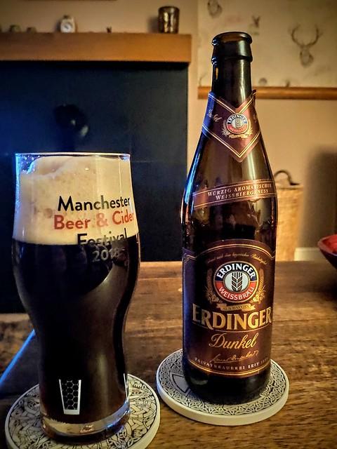 Tonight's lock down beer