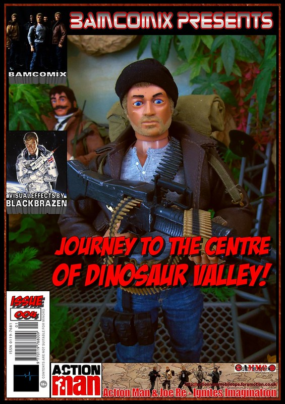 .Journey to the centre of Dinosaur Valley! -- Chapter Four 49726502323_4f1fcdcefb_c