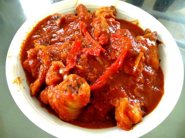 Melissa's ayam masak merah