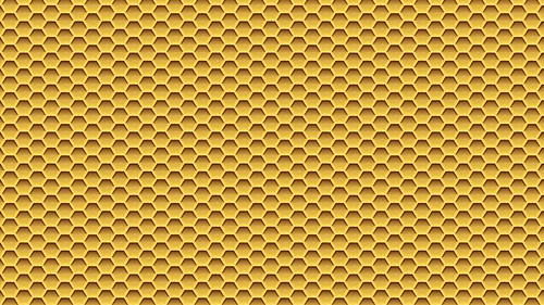 Honeycomb - Zoom background