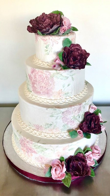 Cake by Louie's Bakery
