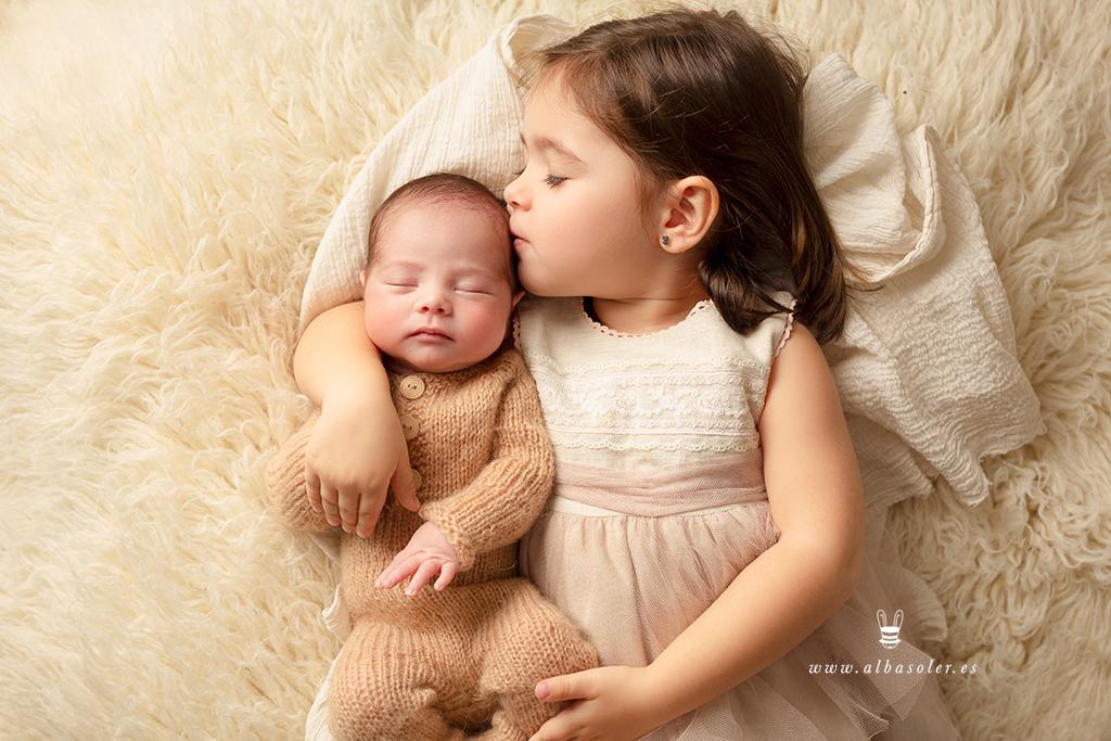 Cómo hacer fotos de recién nacido en casa