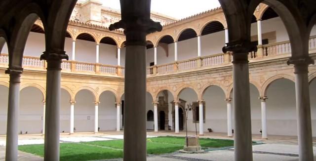 Convento de la Asunción de Calatrava en Almagro (Claustro renacentista)