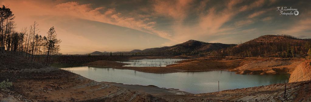 Gossan & Copper Dam..
