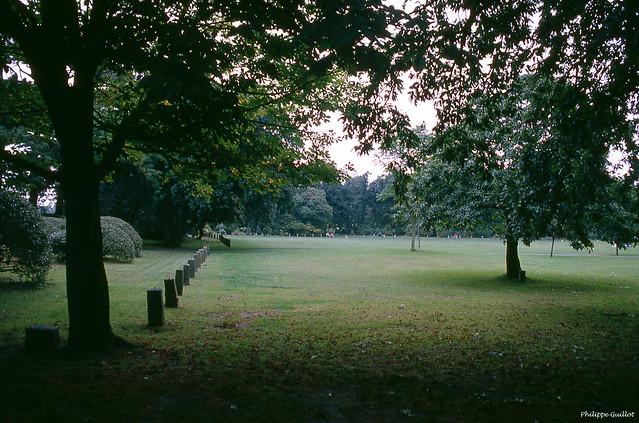 Saumarez Park